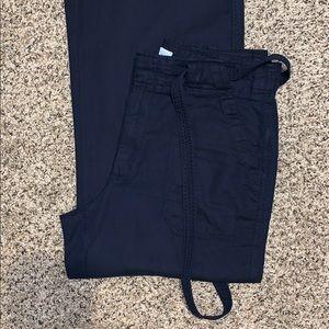 Navy Blue Gap Linen pants ✨💫